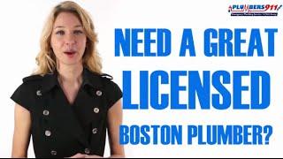 24/7 Plumbers Boston | Local Boston Plumbing Repairs (877) 751-2934