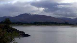 Scenic Loch Linnhe - Scotland - Highlands