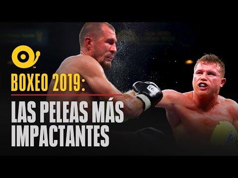 Los Momentos Más Impactantes Del Boxeo 2019 | COMBATE SPACE