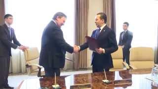 «Газпром газомоторное топливо» и  Татарстан  подписали план развития газовой инфраструктуры