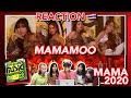 ไสเสลี่ยงไป!!! | [2020 MAMA] MAMAMOO_AYA + Dingga (Agrabah Ver.) [ MV THAI REACTION ]