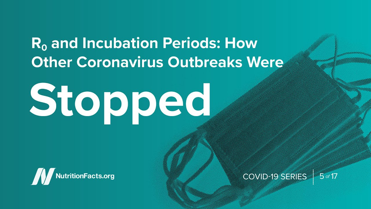 R0 and Incubation Periods: How Other Coronavirus Outbreaks Were Stopped