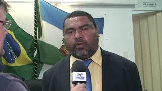 Vereador Luiz Gonzaga, cobra policiamento na comunidade de Tomé