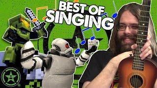 Best of Achievement Hunter SINGING