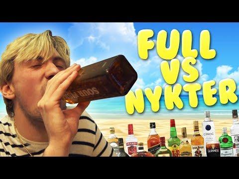 TÅRTA PÅ FYLLAN (varning alkohol 18+)