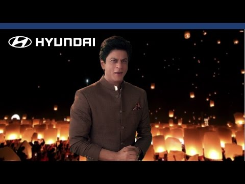 Hyundai Festival Wishes | New Year 2017 with Shah Rukh Khan