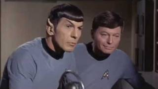 Spock & McCoy Close Encounters