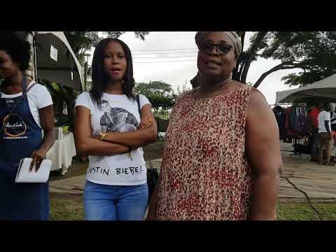 GHANA VLOG - ACCRA GOODS MARKET