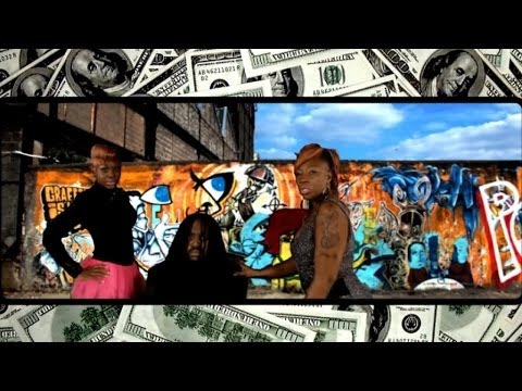 Macka Diamond Ft. L-Razor & BarbeeDoll & Dainty - Money Anthem (Official HD Video)