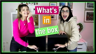 What's in the box || fraoules22