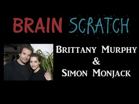 BrainScratch: Brittany Murphy & Simon Monjack