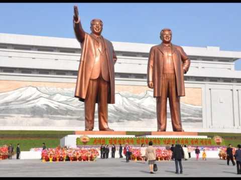 Nordkorea Doku Pjöngjang, der Hauptstadt von Nordkorea, Taedong, Korea Bay, Kommunismus, Flüssen, W