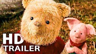 CHRISTOPHER ROBIN Trailer 2 (2018)