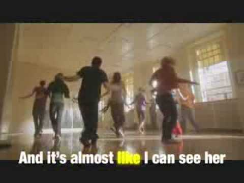 Just that Girl  Drew Seeley Lyrics on The screen