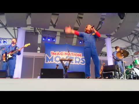 Imagination Movers Concert   Williams Bay, WI   08 07 2016