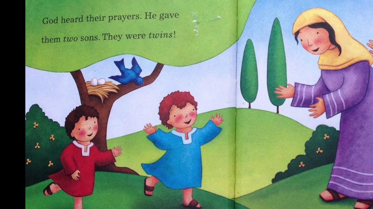 La biblia para los ni os y beb s en espa ol 8 esa y - Cosas de manualidades para ninos ...