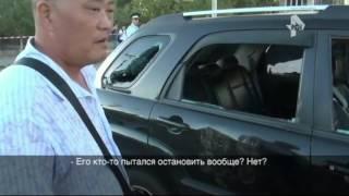 В Астрахани безумец разнес топором авто соседа и напал на полицию