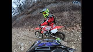 Moto with Brent