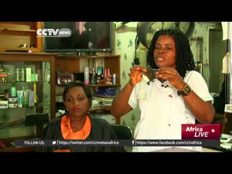 Women protest in Cameroon, calling for end to attacks on schools from YouTube · Duration:  4 minutes 57 seconds