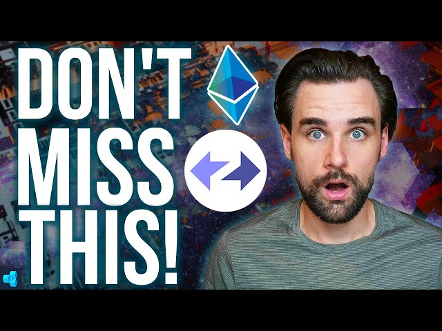 This is a Game Changer for Ethereum | ZK Sync Explained