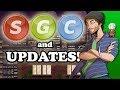 Hiiiii! SGC, Hidden Block Panel + UPDATES!