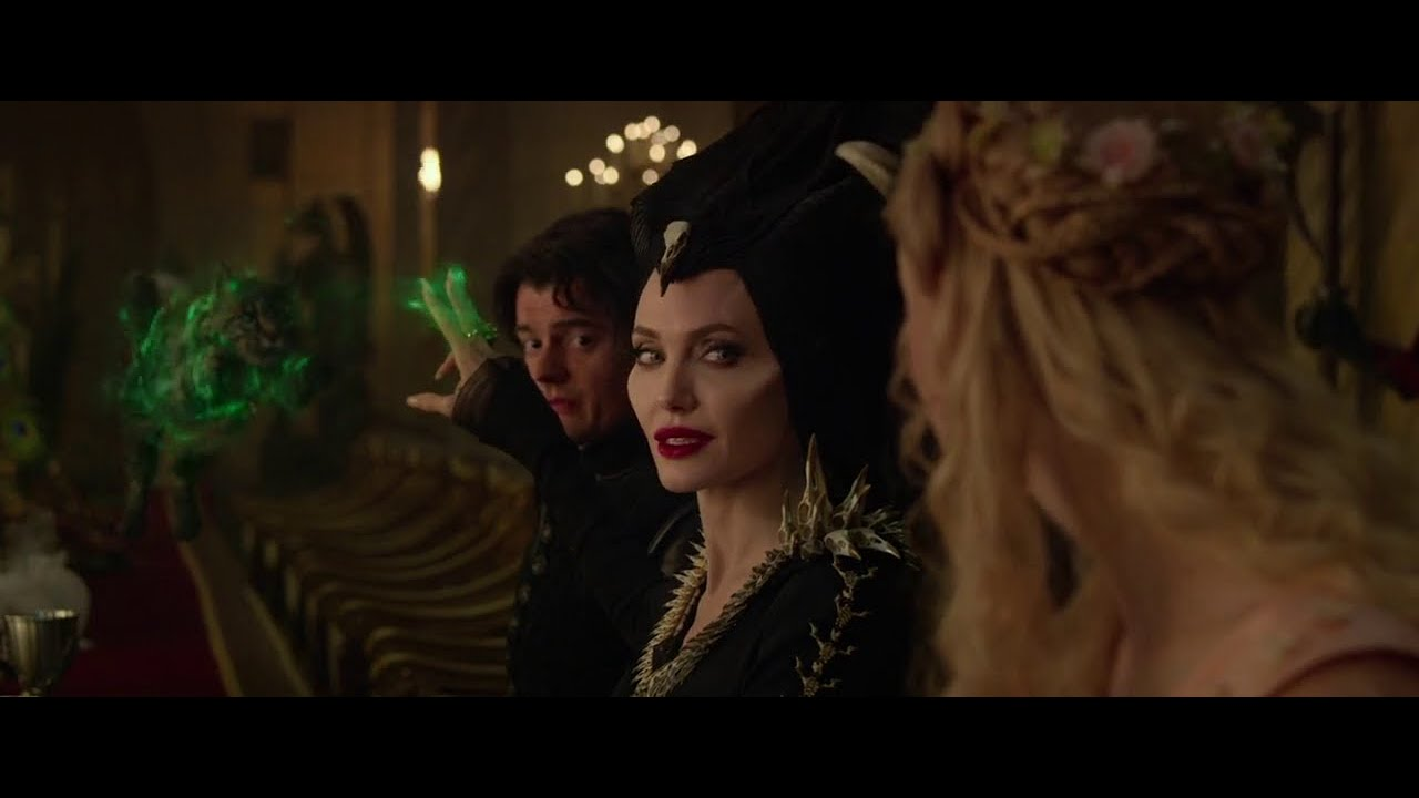 Download MALEFICENT 2: MISTRESS OF EVIL-CONTAIN YOUR ANIMAL OR I WILL SCENE | Support @Patreon - Link In Bio