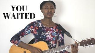 Travis Greene - You Waited (Acoustic Cover) I Abigail A