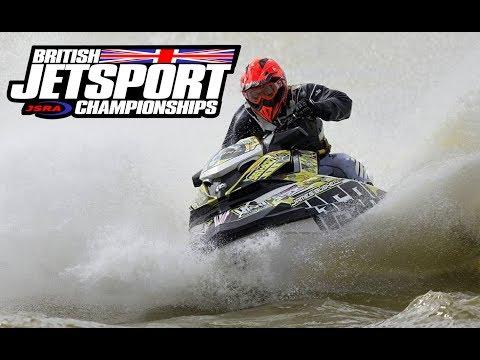JSRA British Jet Sport Racing Championships 2018 - Rd 1 Kingsbury Jetbike Centre