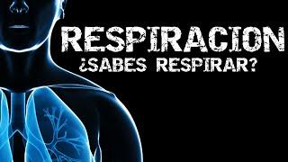 LA RESPIRACIÓN EN EL GYM - ¿Piensas que sabes respirar?