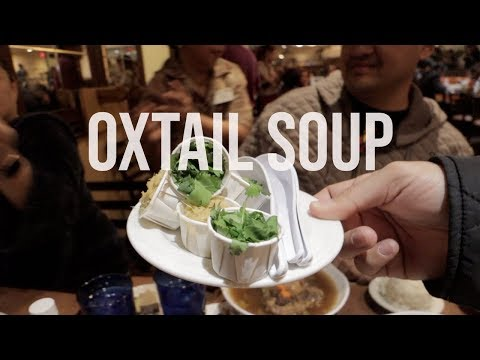 Filipinos Love Las Vegas Oxtail Soup