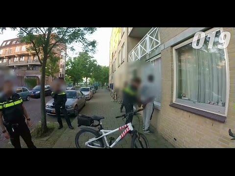 Politie Den Haag, Politie Vlogger Jan-Willem, Dienst meedraaien NR 19