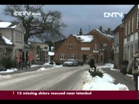 Video Denmark leads as wind energy pioneer CCTV News