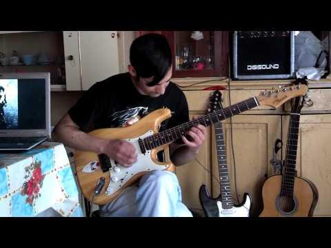 Perpetual Burn - Jason Becker ( Guitar Cover)