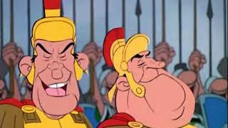 Asterix bei den Briten Schwäbisch - Ganzer Film