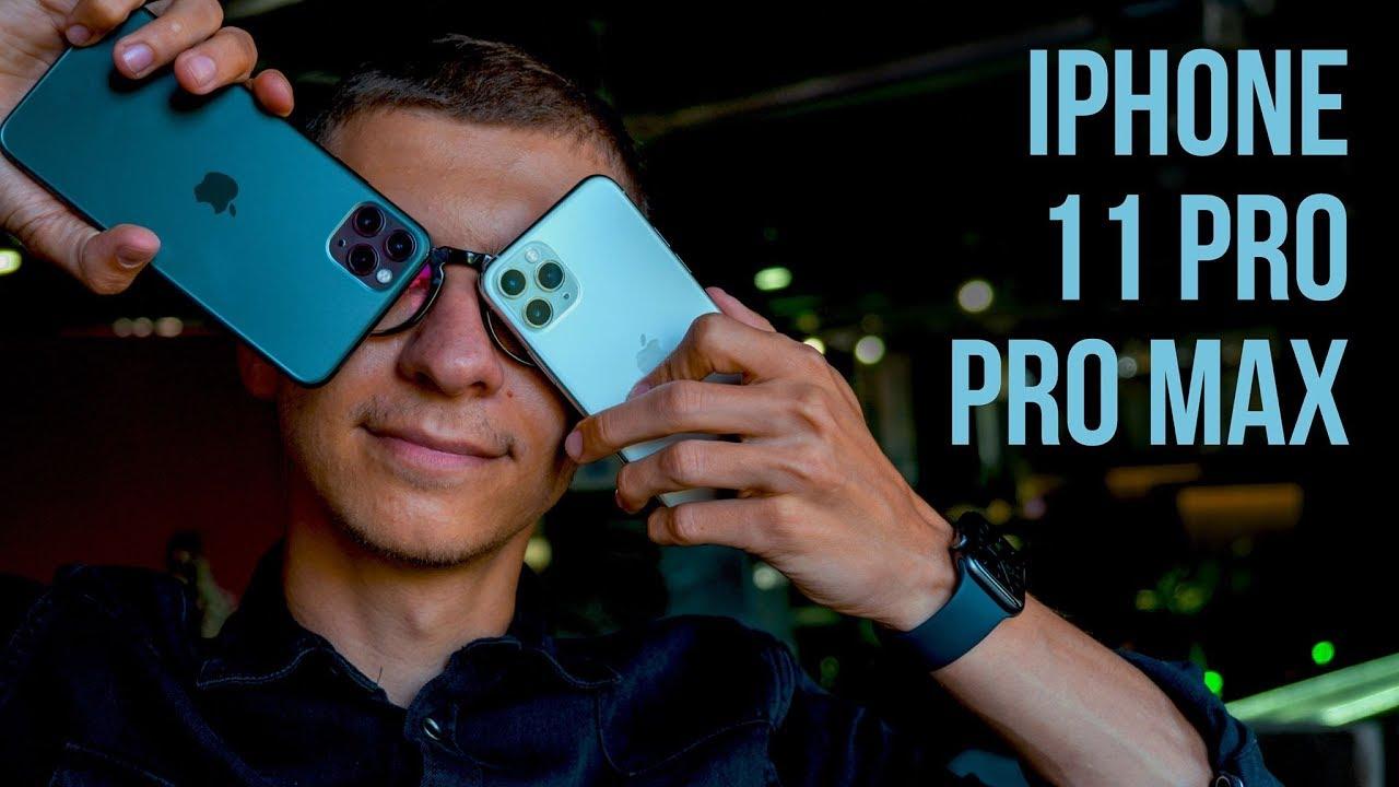 iPhone 11 Pro, Pro Max: Review la capătul lumii (română)