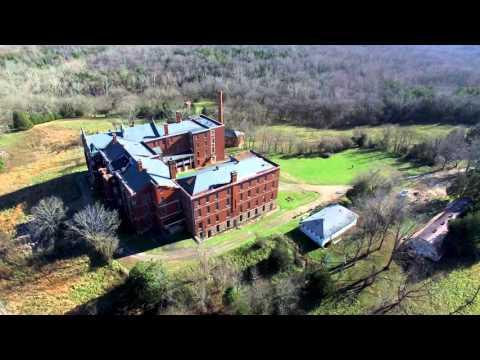 Breathtaking Drone Footage of Historic St. Francis School in Powhatan, Virigina