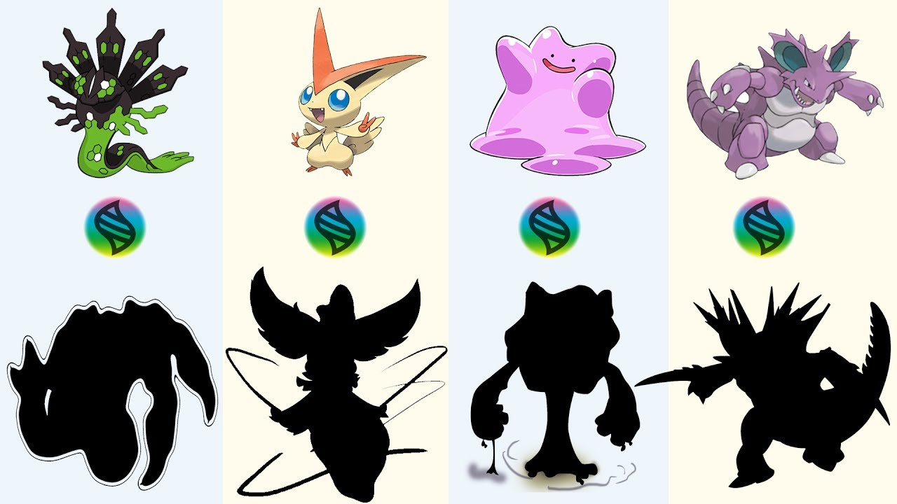 Fan Requests 12 Mega Zygarde Mega Victini Mega Ditto Mega Nidoking Youtube