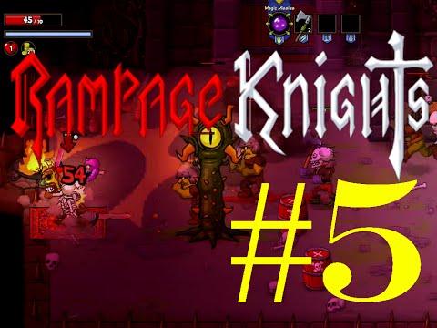 Tyco Plays Rampage Knights #5, Hard Mode w/Pirate