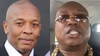 E-40 Speaks On Why He Never Worked With Dr Dre | Throwback Hip Hop Beef!