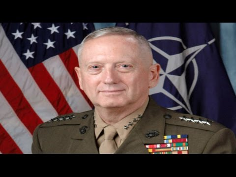 MADDOG Mattis Marine General Trump picks as Secretary of Defense BREAKING News December 2 2016