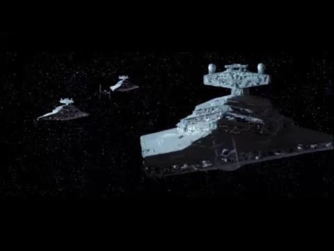 Imperial Fleet with Tchaikovsky's Marche Slave (Empire Strikes Back)