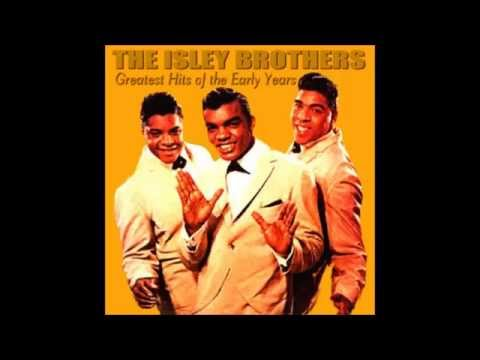 THE ISLEY BROTHERS -- SHOUT