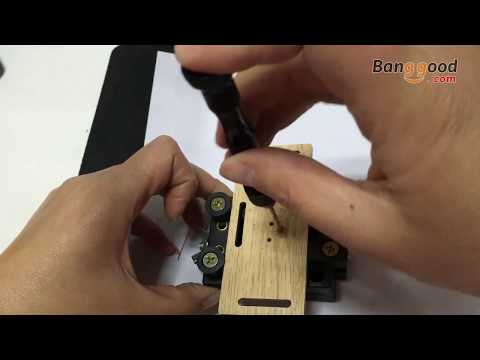 HOW TO: Change Drill Head On The Mini Hand Drill