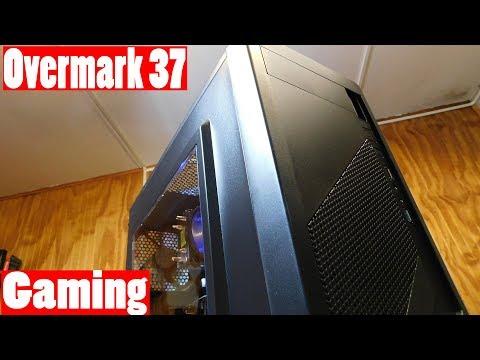 Jugando en el PC Overmark 37 - 9 Juegos