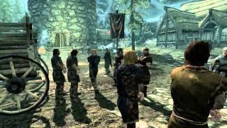 Pewdie Plays: Skyrim - Part 1 - I