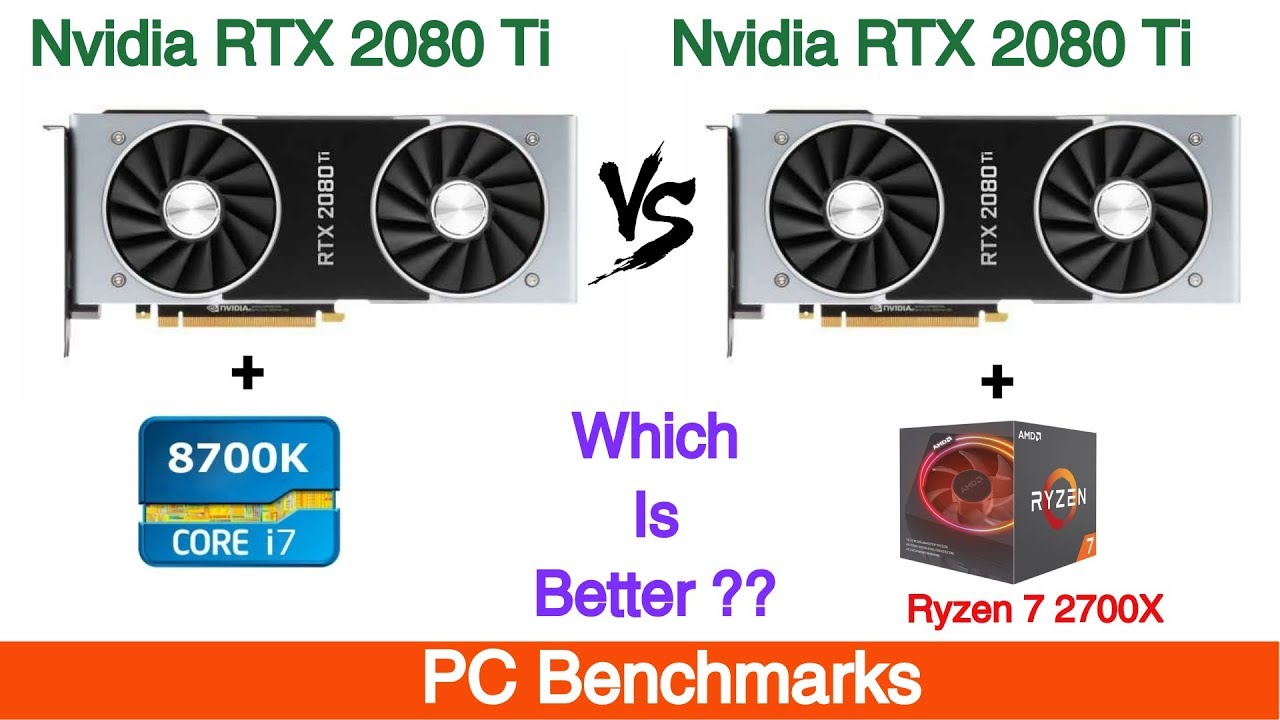 Which One Will Be Bottleneck For Nvidia RTX 2080 Ti