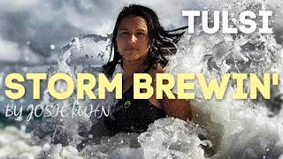 Tulsi Gabbard has a Storm Brewin'