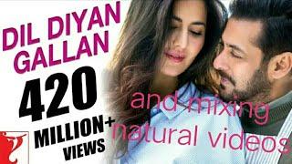Natural video and song.. Kachi Deoria Deoria se (Dil diyan gallan)