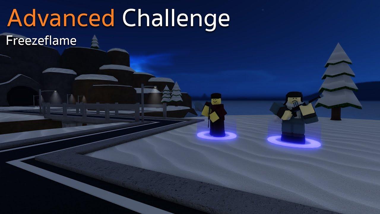 "Download ""Freezeflame"" Advanced Challenge Tutorial | Tower Blitz"