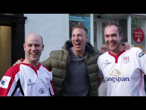 The rugby lovers' guide to Galway with Stephen Ferris